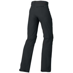 VAUDE Farley Stretch ZO T-Zip Pants Women Regular black